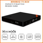 2016 Latest Mini MXQ TV Box RK3229 Quad Core 1GB/8GB 4K Android 4.4 Tv Box Better Than MXQ Manufactures