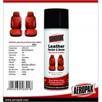 China Automotive Fabric Vinyl Custom Spray Paint 10oz Leather Renew Easy Coloring on sale