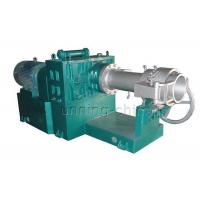 CE Approved Hot Feed Rubber Hose Extruder For Epdm Silicone Rubber Extruding Manufactures