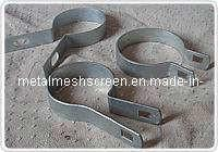 Brace Band With Bolts and Nuts,Chain Link Brace Bands are used to attach all fence horizontal rails, bottom tension wire Manufactures