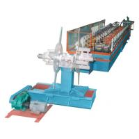 Auto Cutting C Z Purlin Roll Forming Machines , Cold Forming Machines Manufactures