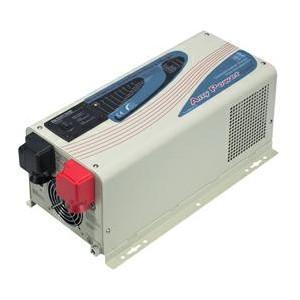 2500w surge 5.0kw 24V 50A Pure Sine Wave inverter SOLAR inverter charger Manufactures