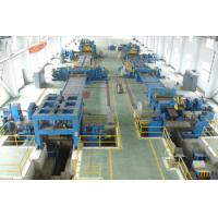 Metal Coil Cut To Length Line, Automatic 8-25 mm Cut To Length Lines for HR coil Manufactures