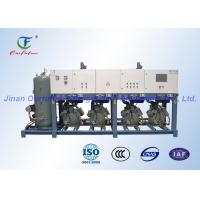 China Medium Temperature Cold Room Refrigeration Compressor Unit Carlyle Reciprocating on sale