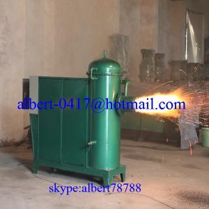 Wood waste biomass burner for melting furnace Manufactures