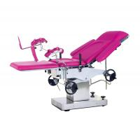 Manul Hydraulic Obstetric Delivery Table Labour With 304 SS Base Manufactures