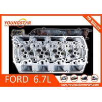 China Ford 6.7L Powerstroke Diesel Engine Cylinder Head Ford 6.7L V8 right side BC3Z-6049-A on sale