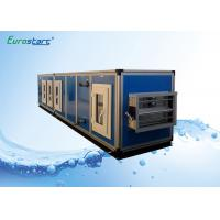 Hydronic Commercial Air Handling Unit With Electric Damper , Access Door Manufactures