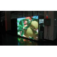 Low Noise Outdoor SMD LED Display Super HD 6mm Pixel Pitch Corrosion Resistance Manufactures