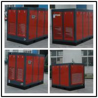 Oil Injection Screw Air Compressors 185KW 250HP 380V / 3 Phase / 50Hz Stationary type Air Compressor Manufactures