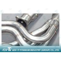 Quality Heat Transfer Welded Titanium Tubes And Pipes For Surface Condensors for sale