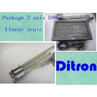 Milling Machine Digital Readout and Linear Scale (D60/-3MDC10) Manufactures