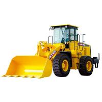 High Strength LW400KN Wheel Loader Earthmoving Machinery , Convenient Driving Manufactures