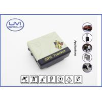 Buy cheap PT201 850 / 900 / 1800 / 1900Mhz GSM / GPRS GPS Real Time GPS Tracking Device from wholesalers