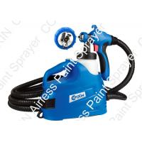 650W CX07 Airless Wall Paint Sprayer HVLP System Warehouse For Plug Belt Manufactures