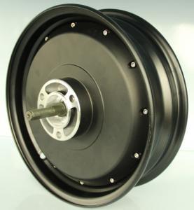 DM-260 5000w high torque brushless hub motor Manufactures