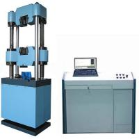 1000 KN Tensile Strength Testing Machine Electro Hydraulic Servo For Metals Manufactures