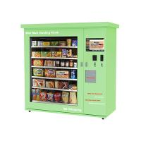 Touch Screen Mini Mart Vending Machine Beverage Candy Snack Food Drink Can Bottle Manufactures
