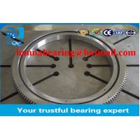 China Crossed Cylindrical Roller Bearing RKS.162.16.1424 Slewing Bearing 1424x1509x68mm on sale