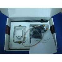 Outdoor 2400HMZ 1W WIFI Signal Repeater / Booster with 5 dbi Antenna Manufactures