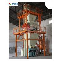 Export Standard 5-8T/H automatic indoor dry ready-mixed mortar mixing plants Manufactures