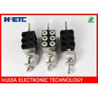 RF 6 Way Coaxial Cable Clamps 7/8 Inch for Telecom tower 1000 hours UV resistance Manufactures