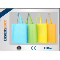 100% Polypropylene Nonwoven Carry Bags Handle Bag With Customized Logo Manufactures