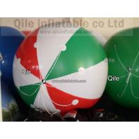 color full  Huge Inflatable Balloon Advertisement Customized Helium Balloons Manufactures