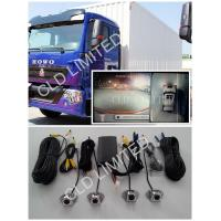 HD Camera Surround View Rear Parking Camera Monitor With 4 channel DVR, Bird View System Manufactures