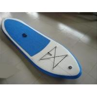 0.7MM thickness Inflatable Sup Boards for waves / surfing 208 * 10 * 75 cm Manufactures