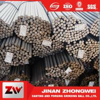 Buy cheap 50mm Grinding Rods For Mining from wholesalers
