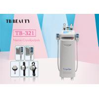 Cavitation Fat Freezing Coolsculpting Cryolipolysis Body Slimming Machine For Weight Loss Manufactures