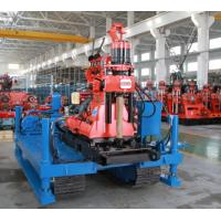 Quality Engineering Geological Prospecting Crawler Drilling Rig  Various Chassis Mode for sale