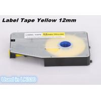 Buy cheap p touch tz Label Maker Tape 6mm , 9mm , 12mm waterproof for cable marking from wholesalers