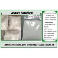 China Pharmaceutical Raw Powder Lorcaserin Hydrochloride For Weight Loss 846589-98-8 on sale