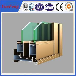 New design australian standard aluminium windows and doors manufacturer Manufactures
