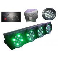 Quality Long 48pcs 3w Rgb Disco Stage Blinder Lights / DJ Led Bar Lights for sale