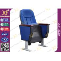 Solid Wood Home 3D Model Commercia Auditorium Chair For Conference Room Seating Manufactures