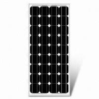 Mono-Crystallinesolar Panel 75W Manufactures