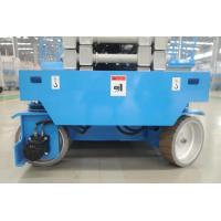 Aerial Self Propelled Scissor Lift 381*127mm Tires GTJZ Series Energy Efficient Manufactures