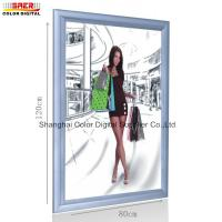 China Snap Frame Led Light Box / Movie Poster Frames Light Box Advertising Displays on sale