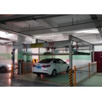 0.2kw Sliding Motor Steel Structure Car Parking Powerful Easy Installation Manufactures