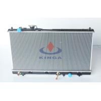 High performance Auto Cooling System aluminum radiator for Mzada Premacy 2002 PLM Manufactures