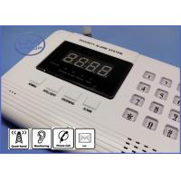 007M4 Plastic Wireless 900 / 1800 / 1900MHz PSTN / GSM Home Security Alarm System As Doorbell Manufactures