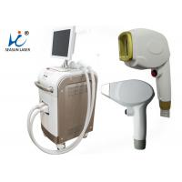 Painless Technology Vacuum Laser Hair Removal Diode Laser Machine For Women Manufactures