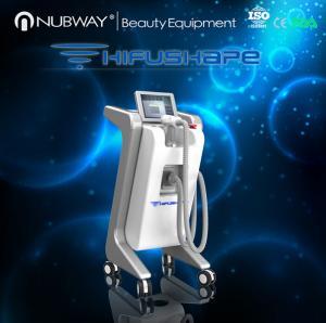 China HIFU focused ultrasound slimming machine! prices of ultrasound machine on sale