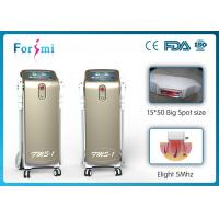 Popular Europe using CE certificated fast hair removal unhairing beauty equipment ipl shr Manufactures