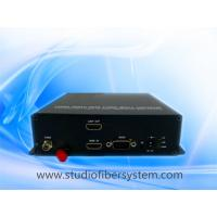 HDMI fiber converters tandem application in Subway , railway stations , public transport fields,support HDMI1.1 1.2 1.3 Manufactures
