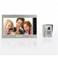 China 9inch Video Door Phone / Intercom (T901C+T06C) on sale