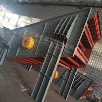 China Quarry Construction Circular Vibrating Screen Reliable Operation Large Capacity on sale